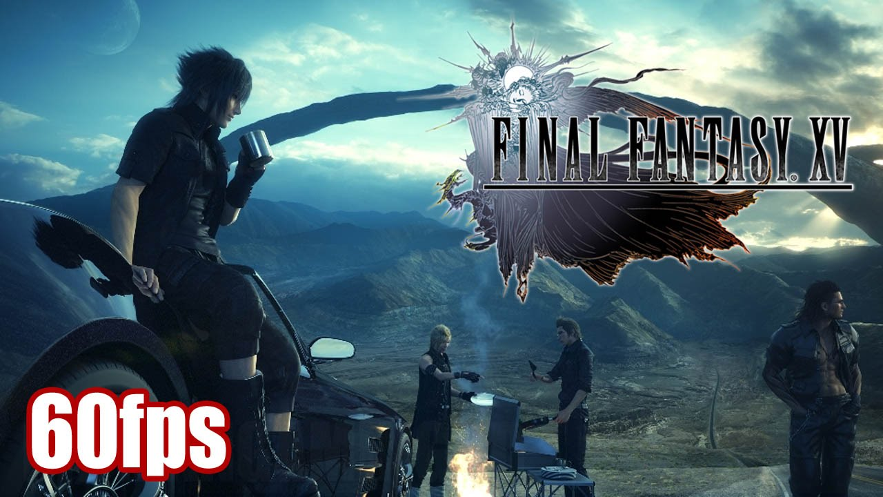 Final Fantasy Xv Wallpapers In Ultra Hd: (PS4) 60fps Open World Demo Gameplay