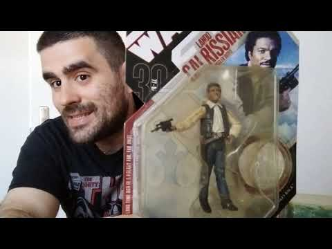 Heti videó: 05# Star Wars 30th Anniversary figurák részletesen 2.rész