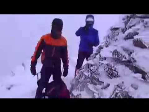 Mt Katahdin Winter Ascent