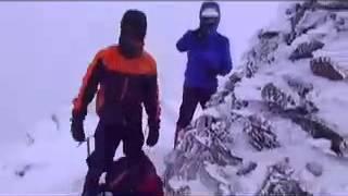Mt Katahdin Winter Ascent