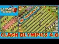 Clash of Clans *OLYMPICS 4.0!* Worlds NAUGHTIEST Goblin!
