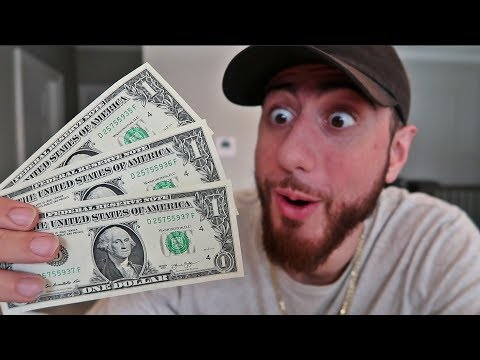 I Lived Off Of $3 A Day (Impossible Food Challenge)