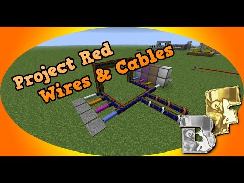 Project Red Wires & Cables Tutorial