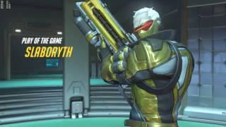 Overwatch Zyra Gameplay
