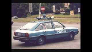 Policyjne Polonezy [Przejściówki, Caro, Caro Plusy, Kombi, Trucki]
