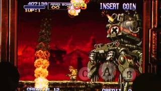 METAL SLUG 2 iOS iPhone Gameplay Review - AppSpy.com