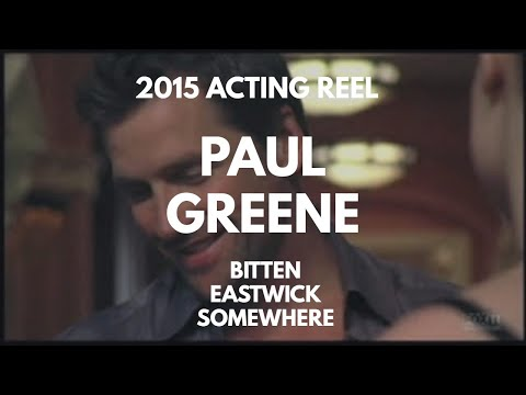 Paul Greene Reel 2015