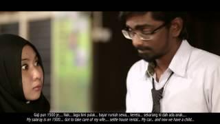 Shazreen Fazlynda - GARAM   Short Film