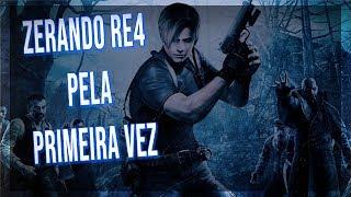 ZERANDO RESIDENT EVIL 4 PELA PRIMEIRA VEZ