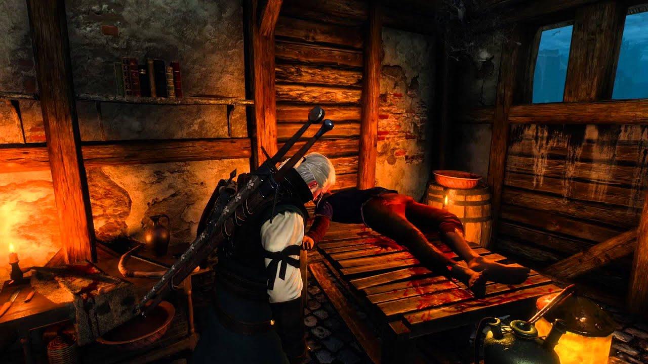 PS4/Xbox One ウィッチャー3 ワイルドハント ゲームプレイトレーラー