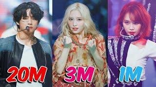 Baixar The Most VIEWED K-Pop FANCAMS of 2020!