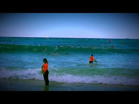 Bondi to Bronte Ocean Swim 2017