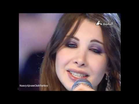 Nancy Ajram - Ehsas Jdeed HD Performance Exclusive