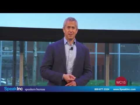 Keynote Speaker: Danny Meyer • Presented by SpeakInc • WC15