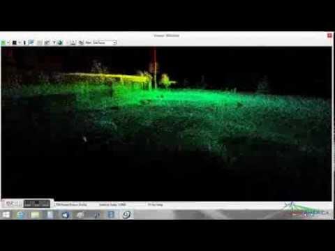 LIDAR UAV LIDAR