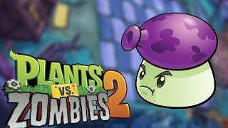 Plants vs. Zombies™ 2 - PopCap Dark Ages Night 10 Walkthrough