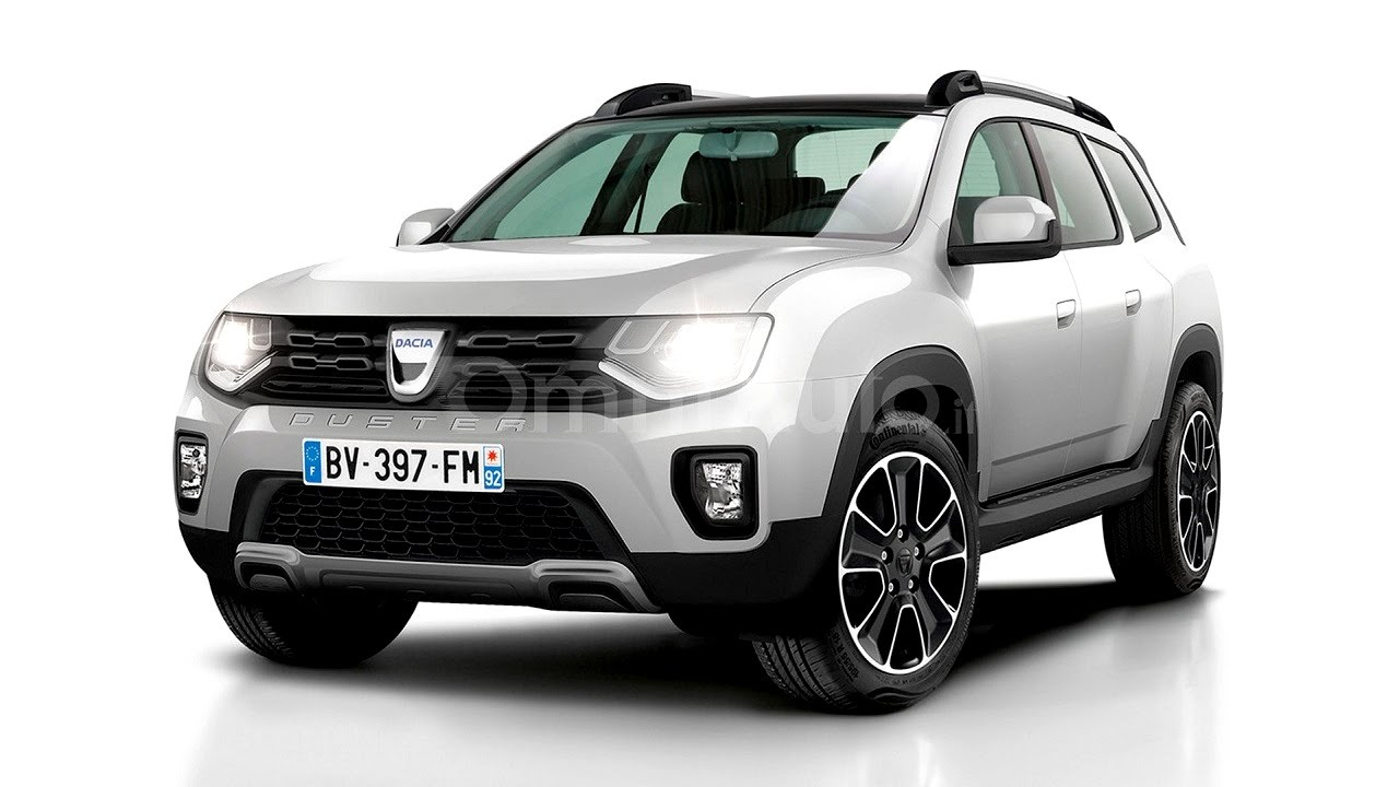 New dacia duster 2017 2018 first look youtube - Dacia duster 2017 interior ...