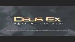 Deus Ex Mankind Divided ПОЛНОЕ Прохождение На русском Самое длинное игровое видео