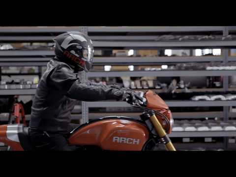 ARCH Motorcycle | Advancing Transportation Innovation