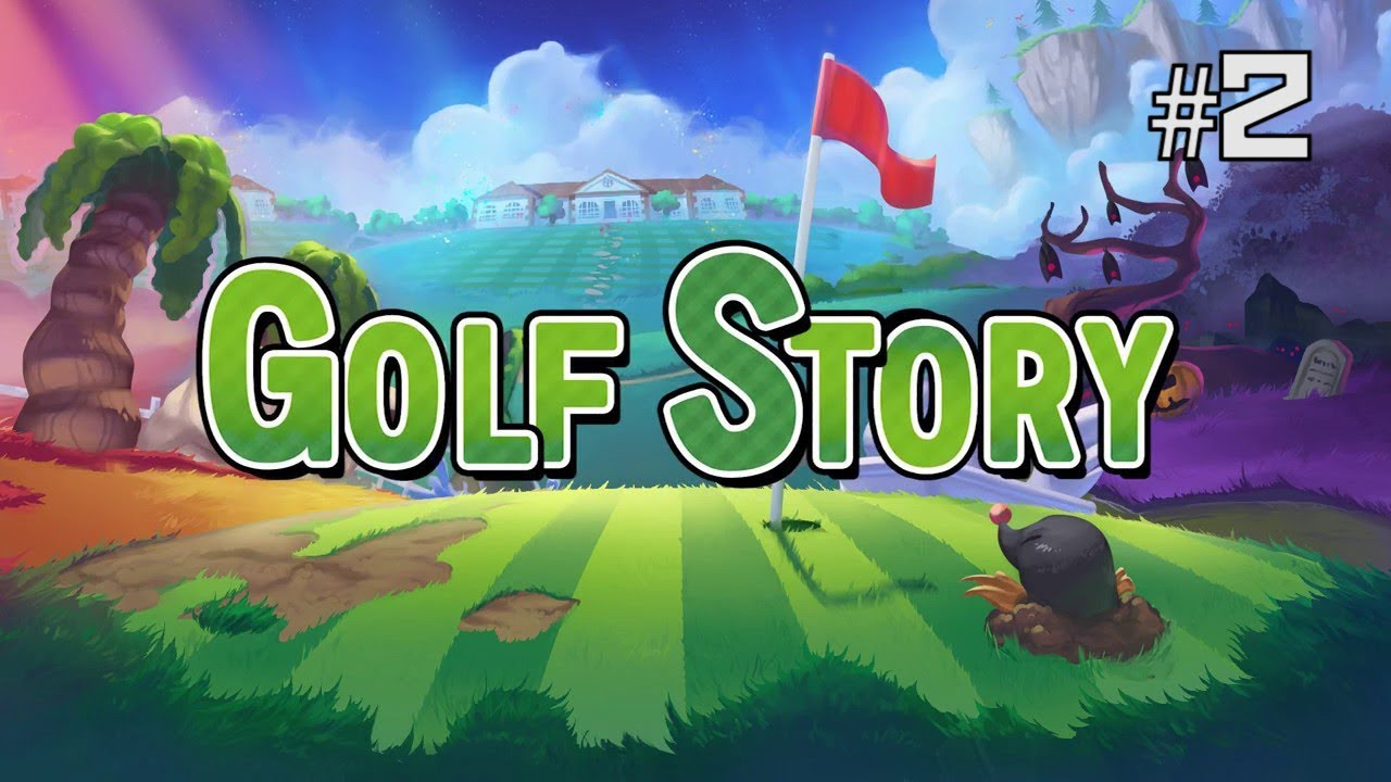 Twitch Livestream | Golf Story Part 2 [Switch] - YouTube on