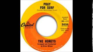 The Honeys-Pray For Surf-1963 - Capitol - USA - 5034