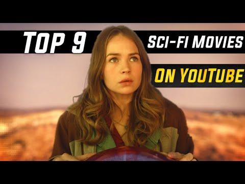 Top 9 Hollywood Sci-Fi Movies On Youtube|Hindi|
