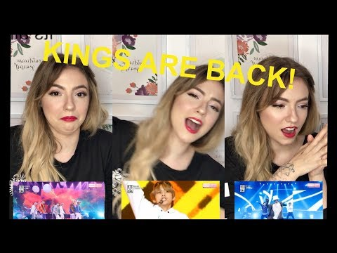 BTS LIVE COMEBACK STAGES [Reaction & First Listen] GO GO, MIC Drop, and DNA