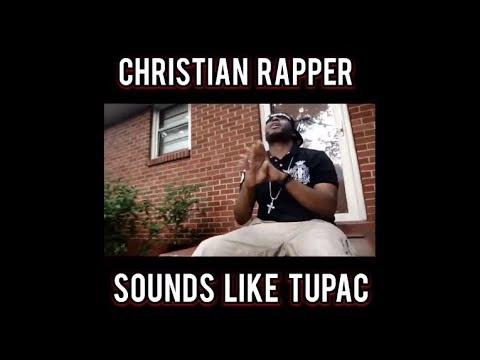 Christian Rapper Sounds Like Tupac - What do you think? (@Mr G Reality @ChristianRapz)