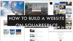 Squarespace Web Design Tutorial - Platform Overview