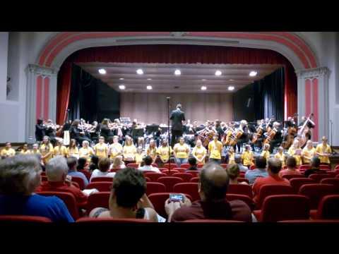 The Urbana Pops Orchestra plays Bricusse, Pure Imagination