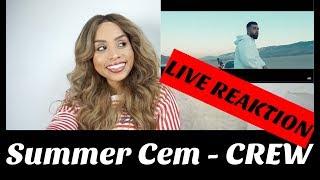 Summer Cem ` CREW ` [ official Video ] live Reaktion | Jennyfromtheblog