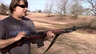 springfield italian beretta bm59 rifle review