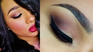 Tutorial| Classic Pin Up Inspired Makeup Thumbnail