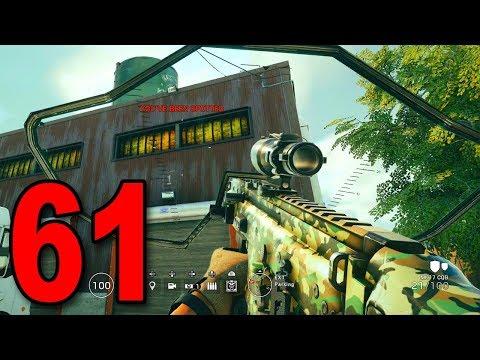 Rainbow Six Siege - Part 61 - GOING TO ROUND 9