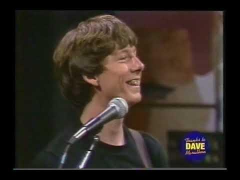 R.E.M. Radio Free Europe/So. Central Rain live - Letterman 1983