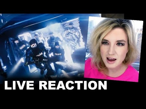Ready Player One Trailer REACTION