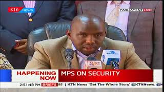 Leaders from Rift Valley raise concerns over insecurity in the region