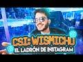 CSI: El ladrón de Instagram
