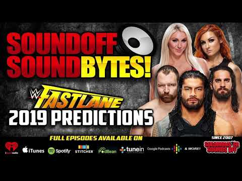 WWE Fast Lane 2019 Preview & Predictions | Becky Lynch vs. Charlotte Flair!