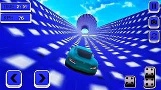 Xtreme Rooftop Free Car Stunts-Best Android Gameplay HD ep02