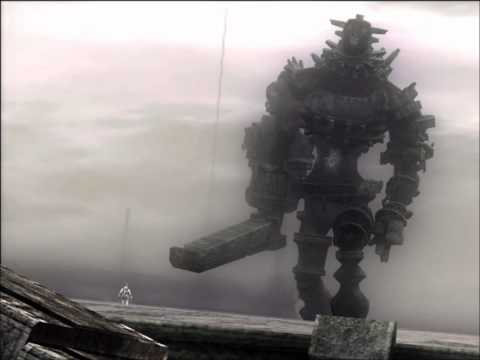 Shadow of the Colossus-In Awe of the Power extended