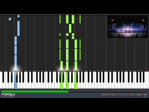 Guilty Crown Opening 1 - My Dearest (Synthesia)