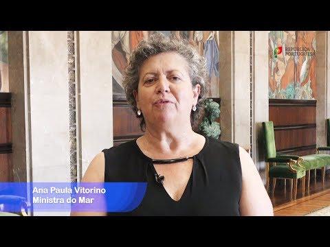Prestar Contas: Ministra do Mar, Ana Paula Vitorino