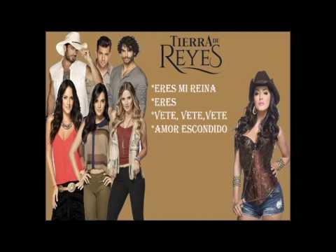 Canciones de Tierra de Reyes Completa CD