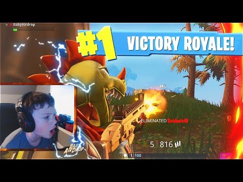 My Little Brother Is The BEST Fortnite Player In The World... (Fortnite Battle Royale Brother Duos)