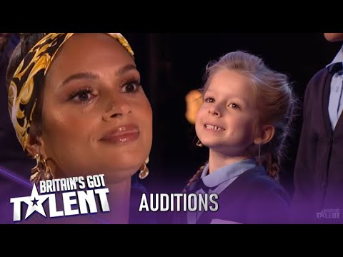 Kids Choir Amazes Everyone With Powerful Original Song..Inspiring!| Britain's Got Talent 2020