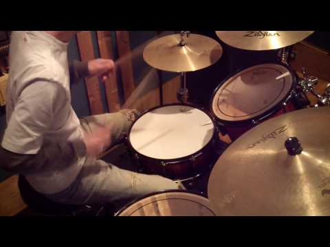 New Orleans Funk Groove ( Willie Green Style ) - Drum Lesson #296