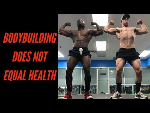 STOP Validating Your Health & Fitness Through Competition