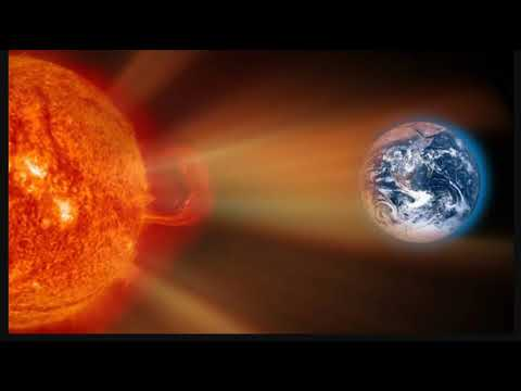 Massive Solar Storm Heading Towards Earth Might Cause Power Grid Fluctuations