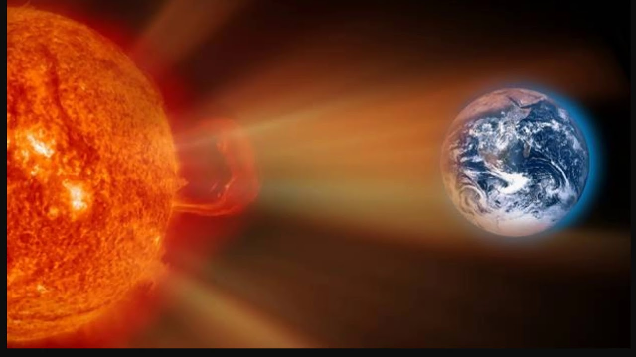 solar storm heading to earth - photo #19